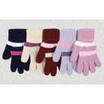 Варежки и перчатки (девочки)